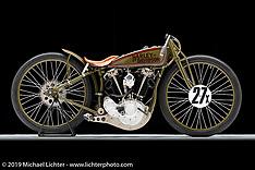 Michael Lang 1927 HD 8-Valve Racer