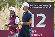 Pedro Figueiredo (POR) during the third round of the Commercial Bank Qatar Masters 2020, Education City Golf Club , Doha, Qatar. 07/03/2020<br /> Picture: Golffile   Phil Inglis<br /> <br /> <br /> All photo usage must carry mandatory copyright credit (© Golffile   Phil Inglis)