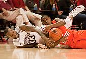 2012 Sam Houston vs. Arkansas basketball