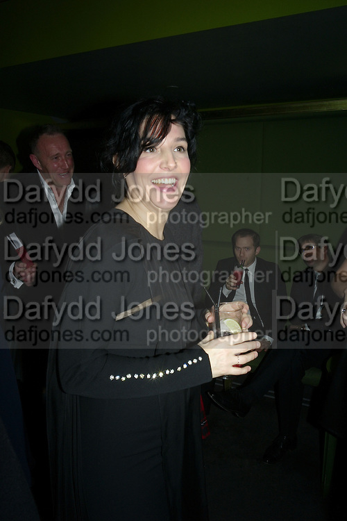 Sharleen Spitteri attend Not Another Burns night. St. Martin's Lane Hotel.  Monday 3rd March 2008. *** Local Caption *** -DO NOT ARCHIVE-© Copyright Photograph by Dafydd Jones. 248 Clapham Rd. London SW9 0PZ. Tel 0207 820 0771. www.dafjones.com.