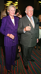 PRINCE & PRINCESS RUPERT LOWENSTEIN, at a reception in London on 23rd October 2000.OIC 28
