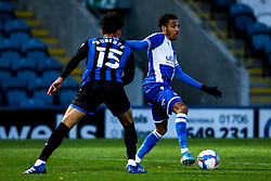 Jayden Mitchell-Lawson of Bristol Rovers - Mandatory by-line: Robbie Stephenson/JMP - 31/10/2020 - FOOTBALL - Crown Oil Arena - Rochdale, England - Rochdale v Bristol Rovers - Sky Bet League One