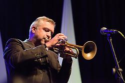 Marcus Wyatt.  Cape Town International Jazz Festival 2017. Photo by Alec Smith/imagemundi.com