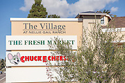 The Village at Nellie Gail Ranch Signage
