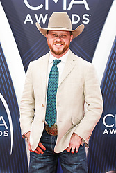 52nd Annual Country Music Association Awards hosted by Carrie Underwood and Brad Paisley and held at the Bridgestone Arena on November 14, 2018, in Nashville, TN. © Curtis Hilbun / AFF-USA.com. 14 Nov 2018 Pictured: Cody Johnson. Photo credit: Curtis Hilbun / AFF-USA.com / MEGA TheMegaAgency.com +1 888 505 6342