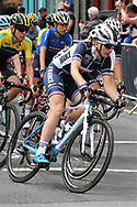 Women Road Race 129,4 km, Charlotte Bravard (French) during the Road Cycling European Championships Glasgow 2018, in Glasgow City Centre and metropolitan areas Great Britain, Day 4, on August 5, 2018 - Photo Laurent lairys / ProSportsImages / DPPI