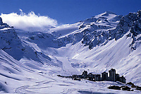 Ski<br /> Skisteder<br /> Tignes - Val Claret - Frankrike<br /> Foto: Digitalsport<br /> Norway Only