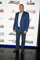 Craig Fairbrass, at the Rise Of The Footsoldier Origins Premiere, Cineworld Leicester Square in Leicester Square, London