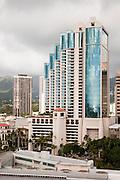 Image of 55 Merchant Street in downtown Honolulu.