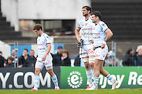 Deception Racing Metro - 05.04.2015 - Racing Metro 92 / Sarances - 1/4Finale European Champions Cup<br />