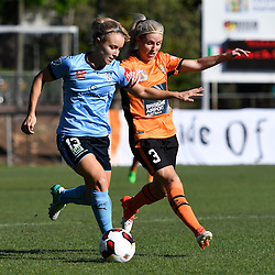 5th November 2016 - W-League RD1: Brisbane Roar v Sydney FC