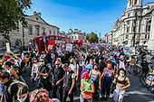 London march for trans rights
