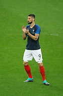Olivier GIROUD (FRA) during the FIFA Friendly Game football match between France and Republic of Ireland on May 28, 2018 at Stade de France in Saint-Denis near Paris, France - Photo Stephane Allaman / ProSportsImages / DPPI