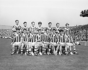 07/09/1969<br /> 09/07/1969<br /> 7 September 1969<br /> All-Ireland Senior Hurling Final: Kilkenny v Cork at Croke Park, Dublin.  <br /> The Kilkenny senior hurling team who won the match.