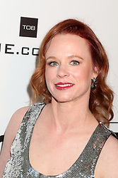 February 24, 2019 - West Hollywood, CA, USA - LOS ANGELES - FEB 24:  Thora Birch at the Elton John Oscar Viewing Party on the West Hollywood Park on February 24, 2019 in West Hollywood, CA (Credit Image: © Kay Blake/ZUMA Wire)
