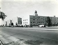 1939 Fox Movietone Studios in West Los Angeles