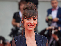 Nora Hamzawi at the premiere gala screening of the film Doubles Vies (Non Fiction)  at the 75th Venice Film Festival, Sala Grande on Friday 31st August 2018, Venice Lido, Italy.
