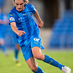 BRISBANE, AUSTRALIA - SEPTEMBER 20: Tom Miller of Gold Coast City in action during the Westfield FFA Cup Quarter Final match between Gold Coast City and South Melbourne on September 20, 2017 in Brisbane, Australia. (Photo by Gold Coast City FC / Patrick Kearney)