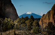 Smith Rock State Park & Cascades