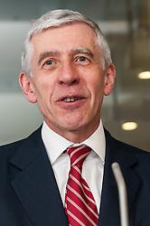Jack Straw MP 2008