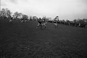 Fitzgibbon Cup Semi-Final, University College Cork v University College Galway, at Belfield..07.03.1964.