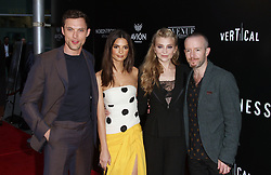 In Darkness Premiere at The Arclight Cinemas in Hollywood, California on 5/23/18. 23 May 2018 Pictured: Ed Skrein, Emily Ratajkowski, Anthony Byrne, Natalie Dormer. Photo credit: River / MEGA TheMegaAgency.com +1 888 505 6342