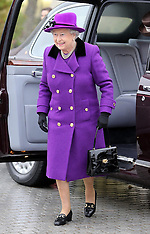 OCT 25 2012 The Queen opens the redevelopment of Jubilee Gardens on the Southbank