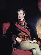 Prince Klemens von Metternich 1773 – 1859. German-born Austrian politician and statesman. Portrait of Prince Metternich (c. 1825) by Sir Thomas Lawrence.