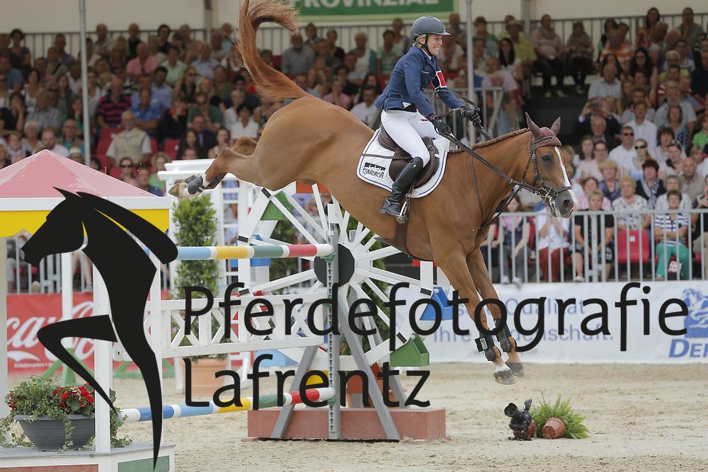 Michaels-Beerbaum, Meredith, Atlanta<br /> Münster - Turnier der Sieger<br /> Grosser Preis<br /> © www.sportfotos-lafrentz.de/ Stefan Lafrentz