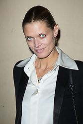 Malgosia Bela arriving the Chanel 'Code Coco' Watch Launch Party as part of the Paris Fashion Week Womenswear Spring/Summer 2018 on October 3, 2017 in Paris, France, October 03 2017. Photo by Nasser Berzane/ABACAPRESS.COM