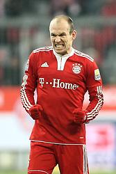 13-03-2009 VOETBAL: BAYERN MUNCHEN - SC FREIBURG: MUNCHEN<br /> Bayern Munchen wint met 2-1 van Freiburg / Arjen Robben scoort tweemaal<br /> ©2010-WWW.FOTOHOOGENDOORN.NL / nph - Straubmeie