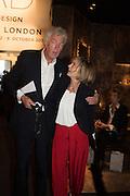 HENRY WYNDHAM; MAYA FLICK, PAD COLLECTORS PREVIEW NIGHT - BERKELEY SQ. LONDON, MONDAY 3 OCTOBER
