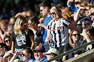 Rochdale fans during the EFL Sky Bet League 1 match between Rochdale and Charlton Athletic at Spotland, Rochdale, England on 5 May 2018. Picture by Paul Thompson.