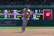 Chris Davis #19 of the Baltimore Orioles rounds the bases after hitting a home run against the Minnesota Twins on May 12, 2013 at Target Field in Minneapolis, Minnesota.  The Orioles defeated the Twins 6 to 0.  Photo: Ben Krause