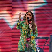 2020-08-01 | Helsingborg, Sweden: Linnea Henriksson live under HX Festivalen 2020.<br /> <br /> Foto av: Jimmy Palm