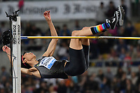 Guowei ZHANG CHN High Jump <br /> Roma 03-06-2016 Stadio Olimpico <br /> IAAF Diamond League Golden Gala <br /> Atletica Leggera<br /> Foto Andrea Staccioli / Insidefoto