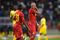 Andre Ayew  - 31.03.2015 - Ghana / Mali  - Match amical<br /> Photo : Andre Ferreira / Icon Sport