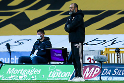 Wolverhampton Wanderers manager Nuno - Mandatory by-line: Robbie Stephenson/JMP - 20/07/2020 - FOOTBALL - Molineux - Wolverhampton, England - Wolverhampton Wanderers v Crystal Palace - Premier League
