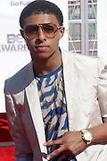 June 30, 2012-Los Angeles, CA : Recording Diggy Simmons attends the 2012 BET Awards held at the Shrine Auditorium on July 1, 2012 in Los Angeles. The BET Awards were established in 2001 by the Black Entertainment Television network to celebrate African Americans and other minorities in music, acting, sports, and other fields of entertainment over the past year. The awards are presented annually, and they are broadcast live on BET. (Photo by Terrence Jennings)