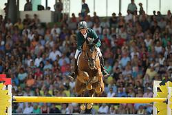 Breen Shane, (IRL), Golden Hawk<br /> CSIO Nations Cup - Mannheim 2015<br /> © Hippo Foto - Stefan Lafrentz