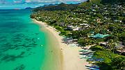 Lanikai Beach, Kailua, Oahyu, Hawaii, USA