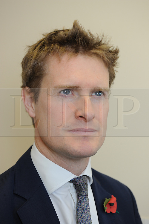 © Licensed to London News Pictures. 10/11/2014<br /> Labour's Shadow Education Secretary Tristram Hunt MP  visiting City Way Nursery in Rochester & Strood in Kent this morning (10.11.2014) Meeting parents and staff  to talk about the area's school crisis, with two in five local primaries failing. He will be accompanied by Naushabah Khan, Labour's local Parliamentary Candidate and will also meet the Vice Principal of Strood Academy Scott Daly.<br /> <br /> <br /> <br /> (Byline:Grant Falvey/LNP)
