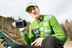 Nejc Dezman of Slovenian Ski jumping team, on December 23, 2014 in Planica, Slovenia. Photo by Vid Ponikvar / Sportida