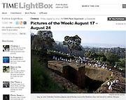 Lalibela, Ethiopia - Time LightBox.