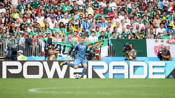 Germany goalkeeper Manuel Neuer during the game