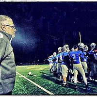 11.1.2013 Midview Varsity Football