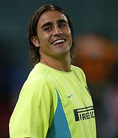 Roma 16 Novembre 2002<br />Roma - Inter 2-2<br />Fabio Cannavaro