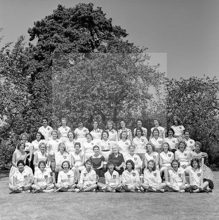 PADDOCK WOOD GROUPS 1957