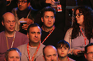 Former Labour Leader Ed Miliband in the stands supporting Ronnie O'Sullivan (Eng). Ronnie O'Sullivan (Eng) v Joe Perry (Eng), the Masters Final at the Dafabet Masters Snooker 2017, at Alexandra Palace in London on Sunday 22nd January 2017.<br /> pic by John Patrick Fletcher, Andrew Orchard sports photography.