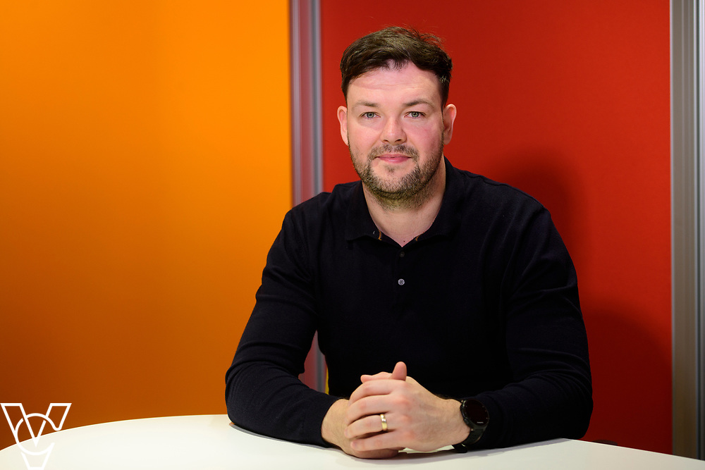 Michael Coulson from Managed Print Compare<br /> <br /> Picture: Chris Vaughan Photography for Distract<br /> Date: April 25, 2019